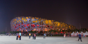 Beijing Olympic Birdsnest (China) - Herzog and de Meuron + Ai Weiw