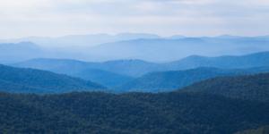Blue Ridge Mountains, Grady Fork Gap
