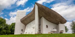 Ronchamp (France) - Notre-Dame-du-Haut, Le Corbusier