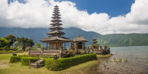 Indonesia Pura Ulun Danu Bratan