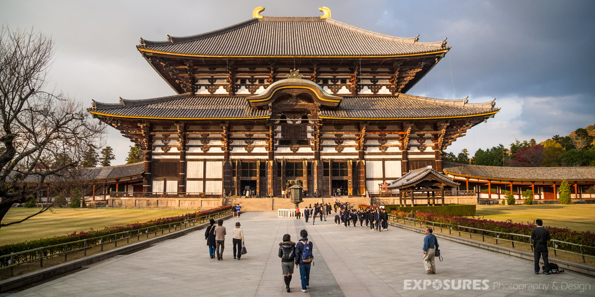 Todaiji -Great Eastern Temple Nara