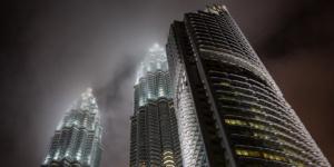 Petronas Towers (Menara Petronas) Kuala Lumpur