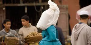 Grocery shopping Marrakech