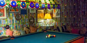 Pool room, Graceland