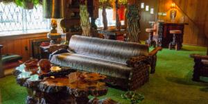Jungle Room, Graceland