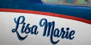 Lisa Marie - Airplane, Graceland