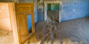 Ghosttown Kolmanskop, Namibia