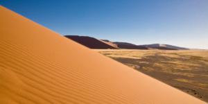 Dune 45 - Sossusvlei Namib Desert, Namibia
