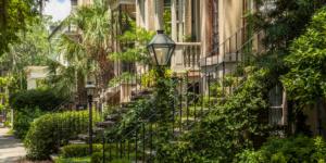 East Gaston Street, Savannah