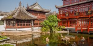 Shanghai, Huxingtin Teahouse