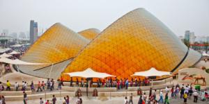 Shanghai Expo 2010 Pavilion Emirates