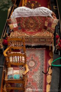 Typical Interior design of a Gondola