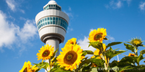 Airtraffic control tower, Schiphol
