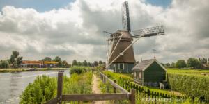 Vijfhuizer Molen near Haarlem