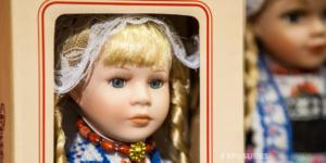 Dutch Porcelain Dolls - Zaanseschans