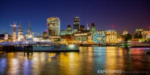 London - Skyline Thames