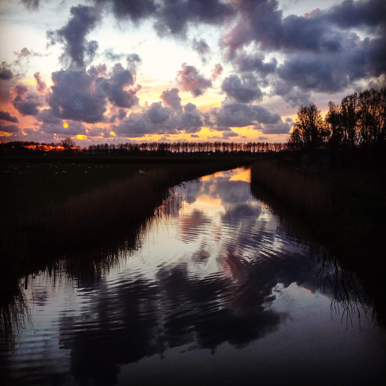 Skyporn Nieuwe Niedorp, leijerdijk